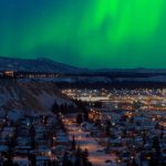 Panorama to illustrate dating in whitehorse