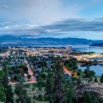 Panorama to illustrate dating in kelowna