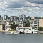 Panorama to illustrate dating in kingston
