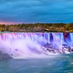 Panorama to illustrate dating in niagara falls